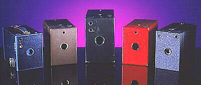 Kodak Rainbow Hawk-eye Cameras